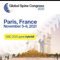 World Spine Congress, Nov 3rd-6th, Paris