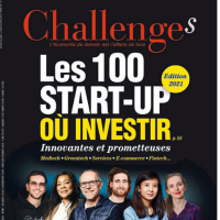 Selection of VirtualiSurg in the annual classement : 100 startups in which invest2021.03.25